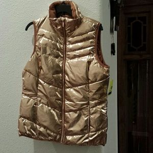 NEW Xersion Packable Vest Size Med